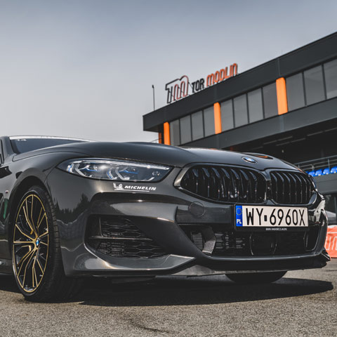 Tor Modlin - BMW Driving Experience